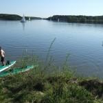 Kajaki jeziora Wdzydzkie