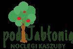logo noclegi kaszuby pod jabłonią